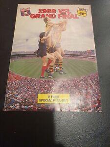 AFL/VFL 1998 Grand Final Souvenir Hawthorn