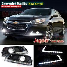 NEW LED Daytime Running Light For Chevy Chevrolet Malibu Fog Lamp DRL 2012-2014