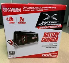 Schumacher Battery Extender BEO1249 8 amp Automatic Battery Charger - NEW