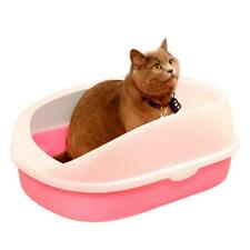 Pet Dog Toilet Cat Litter Box Cat Dog Tray Teddy Anti-Splash shovel Cat Sandbox
