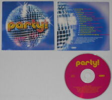 Sister Sledge, Chic, B52s, Deee-lite, D:ream - Germany promo cd, card cover