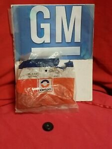 NOS GM Camaro Firebird Black Fixed Antenna Mounting Nut  22549794