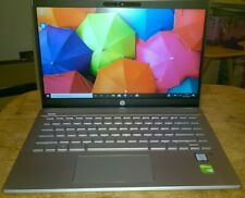"HP Pavilion 14-ce0505sa Laptop 14"" Intel Core i7 8GB RAM 256GB SSD,GeForce MX130"