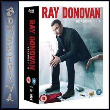 RAY DONOVAN COMPLETE SEASONS 1 2 3 4 & 5 ** BRAND NEW DVD BOXSET