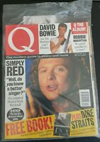 Q MAGAZINE ISSUE 61 OCT 1991 BILLY BRAGG DAVID BOWIE SIMPLE MINDS Poly Bagged