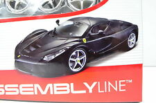 Ferrari LaFerrari Kit Maisto Assembly Line 39129 Scale 1 24