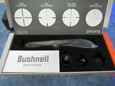 Bushnell Nitro 5-20x44 Rn5204Bf2 Deploy Mil Ffp Reticle Rifle Scope New in Box