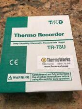 Brand New In Original Box Thermo Recorder Tr-73U