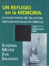 UN Refugio En LA Memoria (Spanish Edition)-ExLibrary
