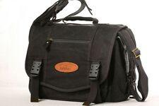 Kalahari Fototasche Orapa K-22 canvas schwarz für Olympus OMD M 1 5 10 mark 2 II
