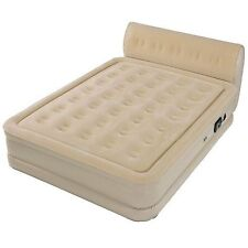 Merveilleux Inflatable Mattresses And Airbeds With Headboard | EBay