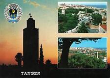 Maroc-Tangier-Grande Mosquee et amoiries GE La Ville