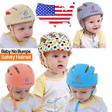 Adjustable Baby Toddler Safety Helmet Headguard Cap Protective Harnesses Hat Kid
