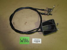 Yamaha 1999 XL1200 Limited Servo Motor Cables Power Exhaust Valve Linkage 00