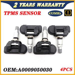 OEM A0009050030 Tire Pressure Sensor TPMS For Mercedes-Benz C250 C300 C350 E350