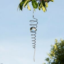 XL Spiral Crystal Wind spinner- Decorate your home with this cute spinner.