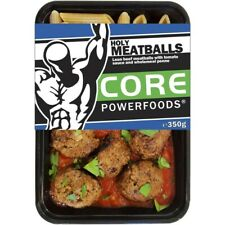 Core Power Foods Holy Meatballs Lean Beef 350 gram
