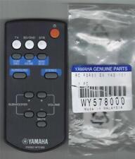 New Genuine Yamaha Soundbar Remote Control Fsr60 Yas-101 Yas-101Bl Ats-1010