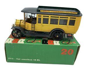 Rio 1/43 1915 Fiat Omnibus 18 BL no.20