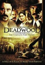 Deadwood The Complete First Season 0026359243028 With Ian McShane DVD Region 1