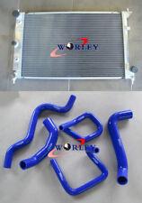 For Ford Falcon BA BF V8 Fairmont XR8 &XR6 Turbo Aluminum Radiator & HOSE