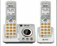AT&T EL52246: DECT 6.0, 2-Handset Cordless Home Phone Digital Answering System