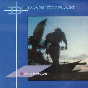 "DURAN DURAN – Save A Prayer (1982 VINYL SINGLE 7"" HOLLAND)"