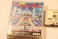 SPECTRUM 48K 128K +2 GAME --  THUNDER BLADE --  BY U.S GOLD & SEGA -- 1988