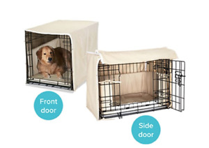 pet dreams complete 2 piece crate bedding set! for dogs crate bought from USA
