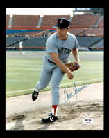 Tom Seaver PSA DNA Coa Hand Signed 8x10 Red Sox Photo Autograph