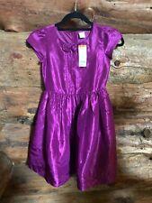 NWT Gymboree Size 8 Purple Dress