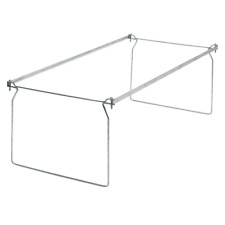 Office Depot Brand Hanging File Frames, Letter Size, Pack Of 2