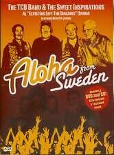 TCB BAND / SWEET INSPIRATIONS - Aloha From Sweden (DVD & CD) (0) - Elvis, DVD