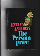 The Persian Price---Evelyn Anthony---hc/dj---1975---bce