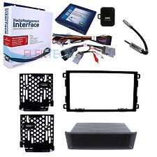 Radio Recambio Interfaz & Tablero Kit 2-din for GM vehículos con ONSTAR / BOSE