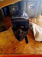 POLARIS Snowmobile Helmet MOTO  BLACK SMALL