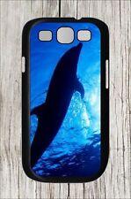 DOLPHIN SEA KINGDOM CASE COVER FOR SAMSUNG GALAXY S3  -we43tu