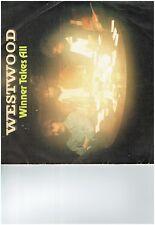 WESTWOOD WEST WOOD LP ALBUM WINNER TAKES IT ALL