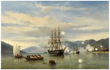 "Maritime ""HNLMS Steam Warship Medusa"" van Heemskerck van Beest ca. 1864"