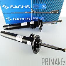 2x SACHS 290 985 + 290 986 STOßDÄMPFER VORDERACHSE VORNE BMW 3 E46 + COMPACT L+R