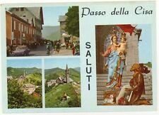 PASSO DELLA CISA - 1966 - VIAGGIATA