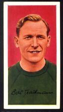 Barratt Famous Footballers A8 (G) (1960) Bert Trautmann (Manchester City) No. 38