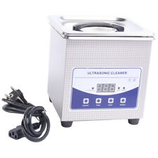 13l Ultrasonic Cleaner Stainless Steel Industry Heated Heater Withtimer Us Stock