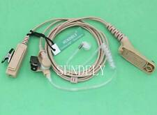 New Sealed Fbi Style 2-Wire Security Earpiece Motorola Apx4000 Apx6000 Apx6500