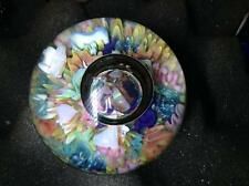 """Gorgeous Reef opal borosilicate glass marble by Amber Cottrill 2"""" New!"""