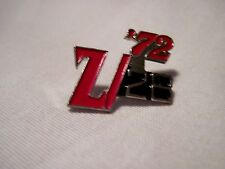 CAMARO 1972  Z/ 28  CHEVROLET CHEVY  HAT PIN ,LAPEL PIN