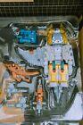 Transformers Generations Selects God Neptune Combiner Wars Terrormander Seacons