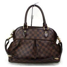 Louis Vuitton Shoulder Bag Trevi PM Ebene N51997 Browns Damier 835680