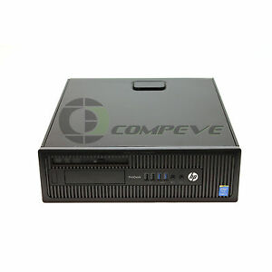 HP ProDesk 600 G1 Core i3 4160 4GB 500GB K4W42US#ABA Win Pro