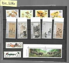 BIS_LIKE:12 stamps China NH/ w.g.   LOT NOV02-566